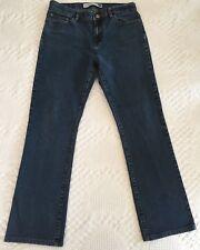 Gap Women's Modern Boot Cut Stretch Jeans Size 10 R (31 x 29)
