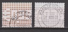 NVPH Netherlands Nederland 2343 - 2344 used Zakelijke postzegels 2005