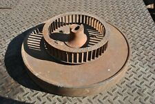 Original Ihc International Lb 3 5 Hp Hit Miss Gas Engine Cast Iron Flywheel