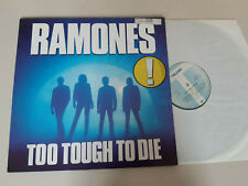 LP Punk Ramones - Too Tough To Die (13 Song) TELDEC / SIRE REC GERMANY