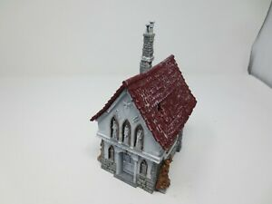 Citadel chapel House Scenery Building Warhammer AOS Made and Painted G296