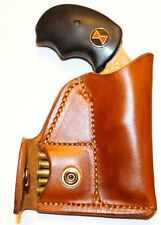 Pocket holster with ammo pouch for NAA 22 Black Widow Fixed sight version.