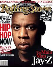 ROLLING STONE 2005 THE MAIN MAN JAY-Z HIP HOP NOW