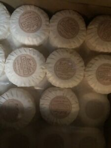 100Bars Orange Blossom French Milled Round Soap 3oz Bar Made In America  Quality
