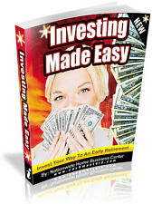 INVESTING MADE EASY PDF EBOOK FREE SHIPPING RESALE RIGHTS