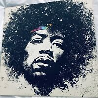 Jimi Hendrix Kiss The Sky LP 1-25119 Reprise 1984 Record Vinyl Vintage 150g VG+