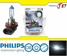 Philips Crystal Vision Ultra H11 55W Head Light Bulb Fog Lamp Low Beam Upgrade