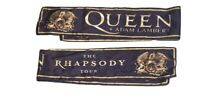 queen adam lambert Rhapsody Tour 2020 Scarf