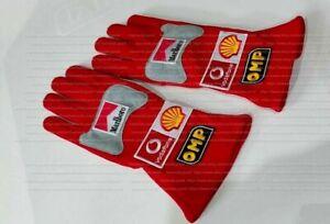 2006 Schumacher Gloves F1 Racing Gloves Karting Gloves Go Kart Gloves F1 Gloves