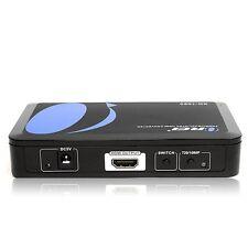 Orei XD-1090 Premium 1080p HDMI PAL to NTSC Video Converter - Composite, S-