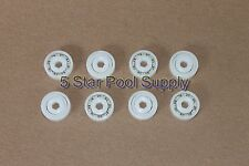 (8 PK) Polaris 360 380 340 ATV Wheel Bearings 9-100-1108 Pool Cleaner Parts NEW