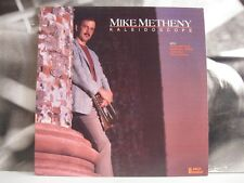 MIKE METHENY - KALEIDOSCOPE - LP NEAR MINT ORIGINAL CANADA PRESSING 1988