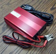 12V-12.8V-14.6V Volt 10A Amp Lithium LFP LiFePO4 Battery Charger - USA Stock!