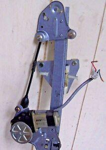 1996-1998 MAZDA PROTEGE POWER WINDOW REGULATOR & MOTOR PASS. RIGHT REAR DOOR