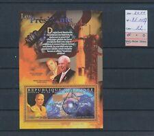 LL99285 Guinea 2011 Dwight Eisenhower good sheet MNH cv 22 EUR