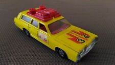 Voiture Miniature Matchbox Speed Kings « K-46 Mercury Commuter » 1970 BE.