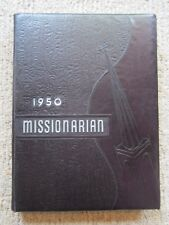 Missionary Training Institute, 1950 Missionarian Yearbook