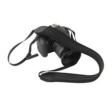 Neoprene Camera Neck Strap For Nikon Canon Sony all SLR DSLR MNYKS