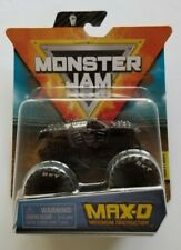 2020 MONSTER JAM - MAX-D BLACK OUT  - VERY RARE - NEW!!!