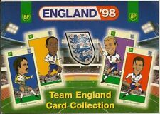 Sport: Football Collectable Trade Cards Accessories