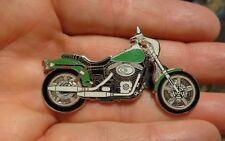 OEM Harley Davidson vest lapel PIN FXDWG Wide Glide FXD fxdl fxds FXR Dyna fxrs