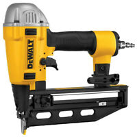 DEWALT Precision Point 16 Gauge 2-1/2 in. Finish Nailer Kit DWFP71917 New