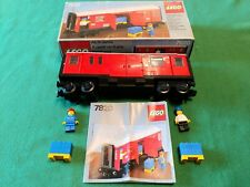 LEGO® 12V 7820 Post-Waggon Wagon  OVP OBA  (7727 7735 7740 7745 7750 7755 7760)