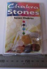 Chakra Stone Set - 7 Stones per pack