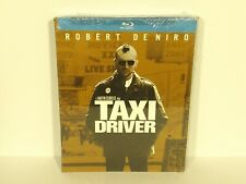 Taxi Driver digibook (Blu-ray Disc, 2011, Canadian) NEW AUTHENTIC REGION A