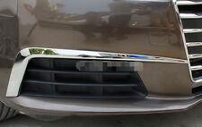 Molduras cromadas antinieblas Audi A4 B9 2016+