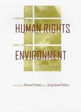 Linking Human Rights and the Environment (2010, Paperback)
