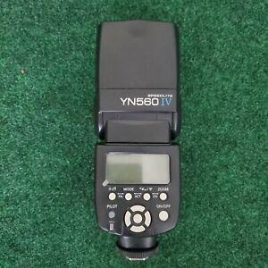 Yongnuo YN560 IV Wireless Speedlite Flash For Nikon Canon Pentax Camera