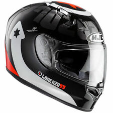 Not Rated Motorcycle HJC Vehicle Helmets