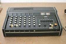 Yamaha EM-150 II B 6 Channel Stereo Mixer/Power Amp Spring Reverb-Made in Japan