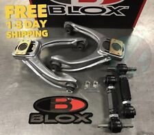Blox Competition Front & Rev Rear Camber Kit Combo for 1996-2000 Honda Civic EK
