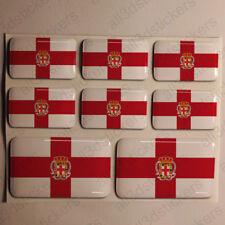 Pegatinas Almeria España Pegatina Bandera Adhesivo Ciudad 3D Relieve Resina