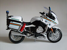 BMW R 1200 RT Transito, Maisto Moto Modèle 1:18