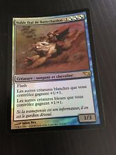 MTG MAGIC SHADOWMOOR THISTLEDOWN LIEGE (FRENCH NOBLE FEAL BUTTECHARDON) NM FOIL