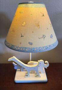 Carter's Bedside/Table Lamp John Lennon/Yoko Ono Real Love Safari Animal Work KC