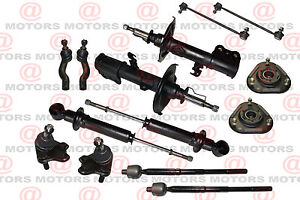 Suspension Strut Assembly Front fits 00-05 Toyota Celica Tie Rod Ends Ball Joint