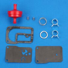 Fuel Pump Filter kit For Briggs & Stratton 141618 18.5 19.5 horsepower HP Engine