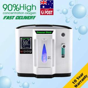 1-7L/min 93% Portable Health Care Oxygen-Concentrator Generator Machine 110/220V