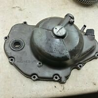 Honda 125 MT ELSINORE MT125 Engine Clutch Cover 1974 HB577 MM