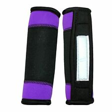 Wellness 2Lb Walking Weights Purple for Workout Indoors or Outdoors