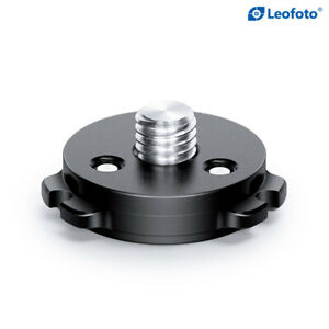 "Leofoto Q50 Connecting Plate for QS-50 Quick Link Set / 3/8"" Screw"