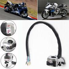 "1PC 7/8"" 22MM Motorcycle Handlebar Horn Turn Signal Fog Light Controller Switch"