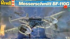 1992 Revell 1:32 scale Messerschmitt Bf-110G *Factory Sealed*