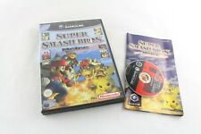 Nintendo Gamecube Super Smash Bros Melee Video Game PAL
