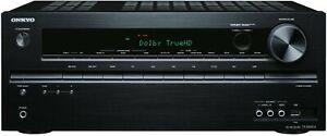 Onkyo TX-NR414 5.1A/V Receiver Internet Radio USB  HDMI  Tuner OSD