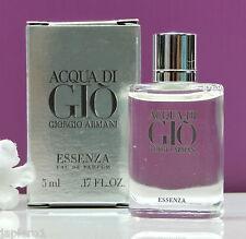 Giorgio Armani Acqua di Gio Essenza Miniatur 5 ml Eau de Parfum